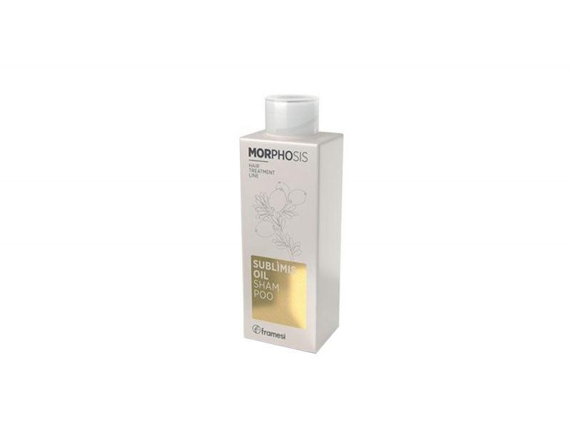 framesi morphosis shampoo olio di argan