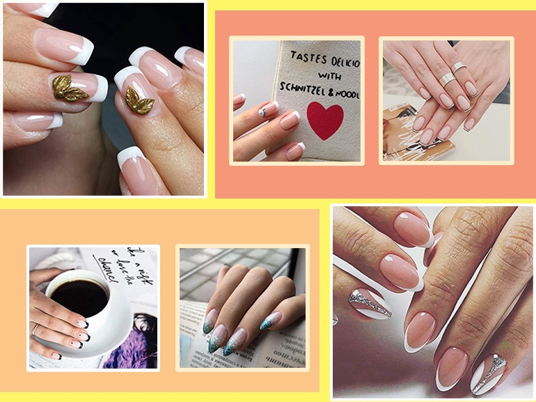 french manicure collage_mobile