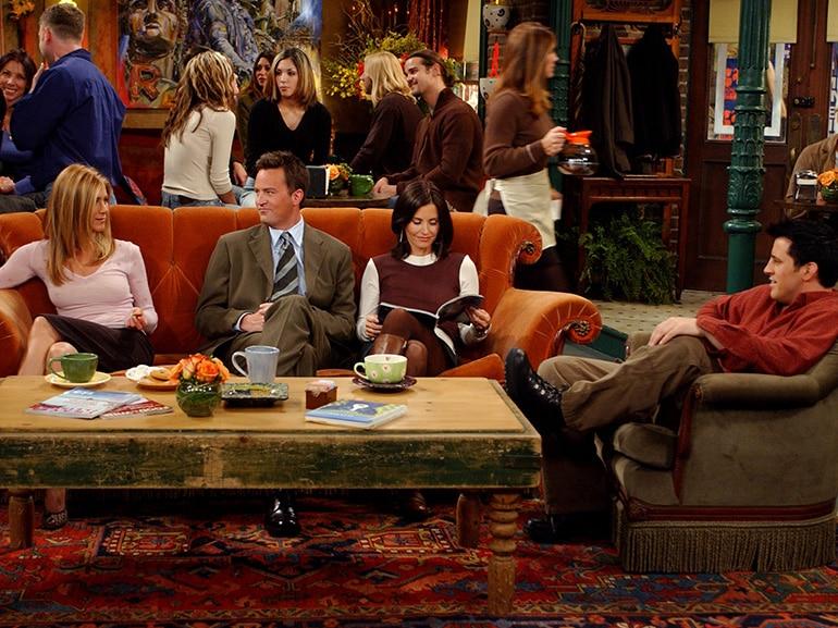friends divano