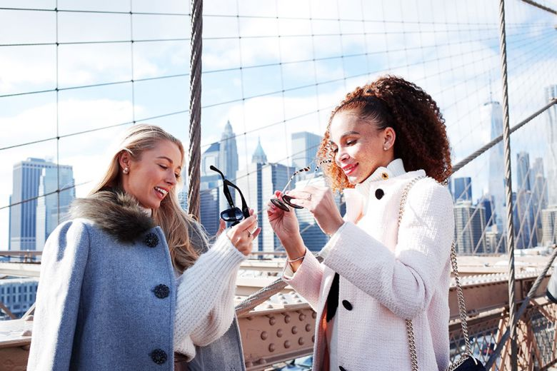 Grazia e Kate Spade New York Eyewear: alla scoperta della Grande Mela con le It Girls più cool del momento