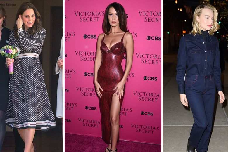 Kate Middleton, Bella Hadid e le altre Best Dressed of the week