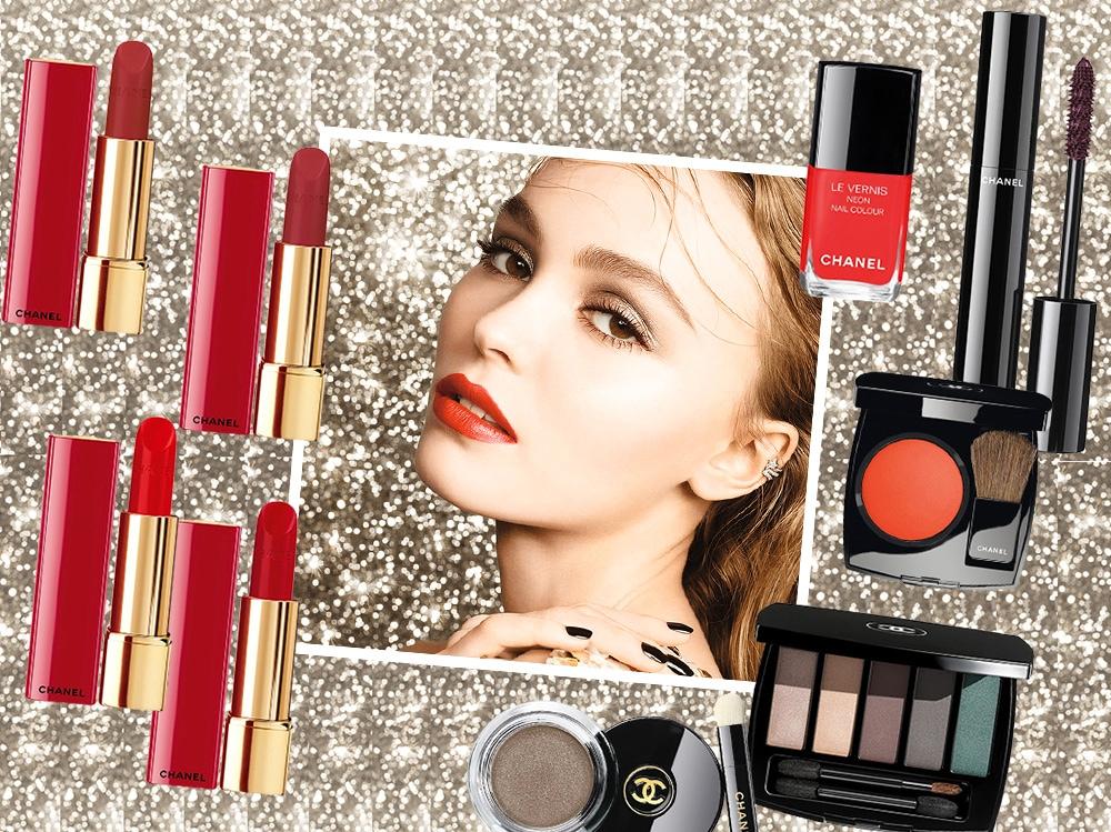make up natale 2017 collezione Chanel