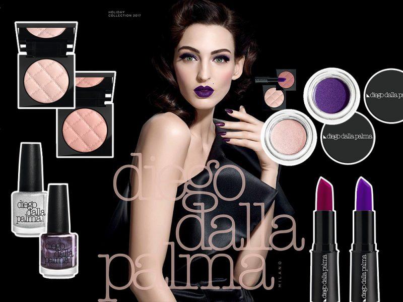 make up natale 2017 collezione Diego dalla Palma