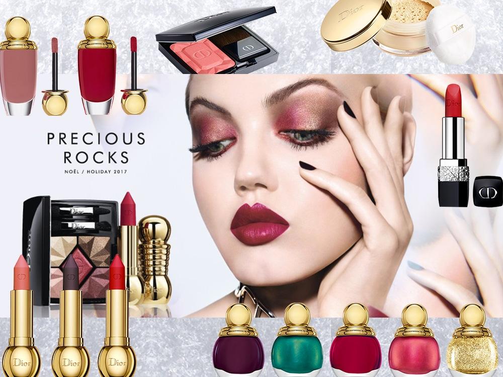 make up natale 2017 collezione Dior