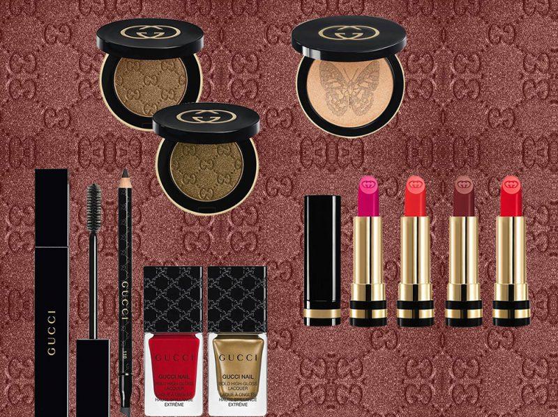 make up natale 2017 collezione Gucci
