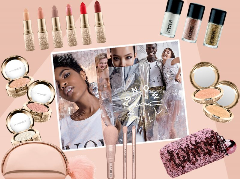 make up natale 2017 collezione MAC