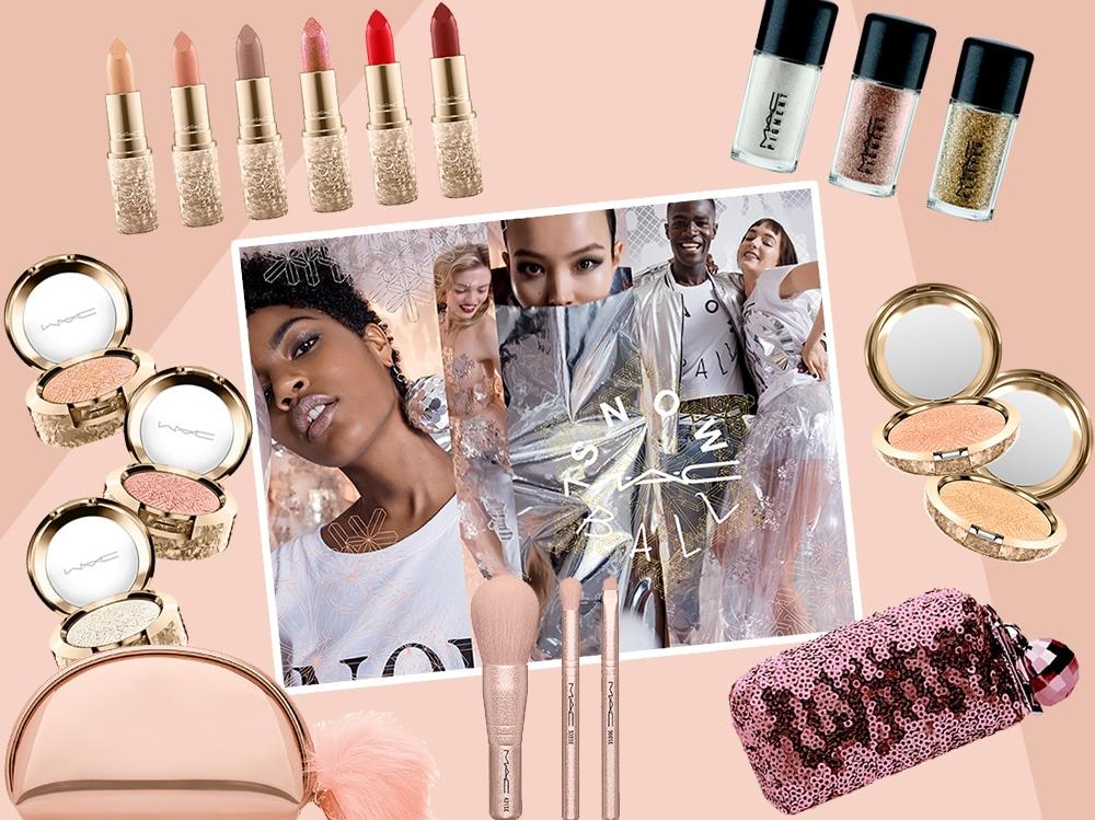 make up natale 2017 collezione MAC