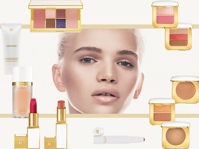 make up natale 2017 collezione Tom Ford