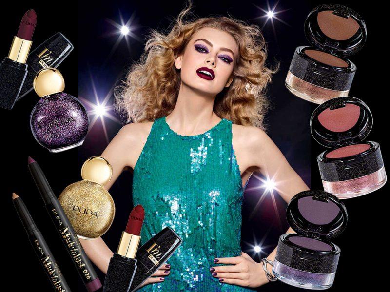 make up natale 2017 collezione pupa