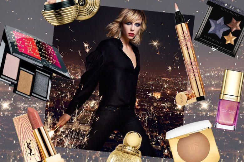 Make up Natale 2017: le collezioni più preziose per i trucchi delle Feste