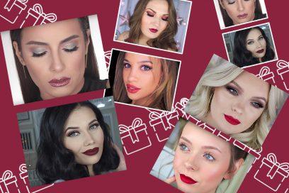Make up tutorial Natale: i trucchi più belli cui ispirarsi per le Feste