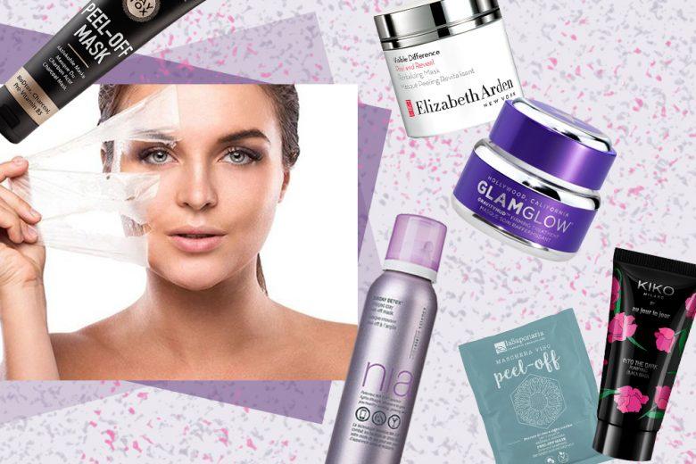 Maschere peel off: le migliori per un viso luminoso