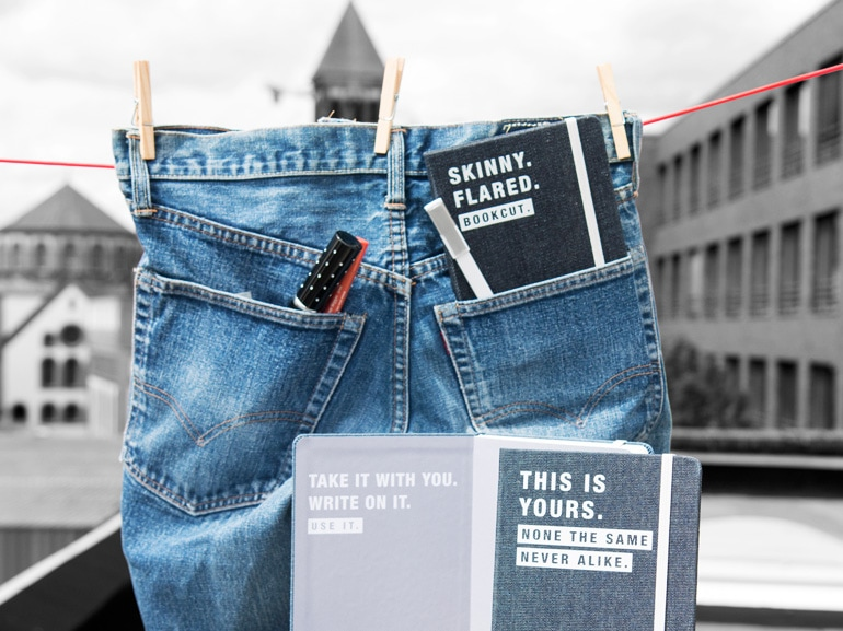 moleskine jeans