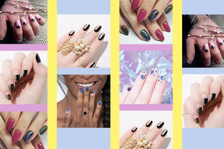 10 nail art alternative da provare adesso