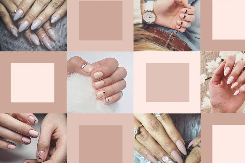 Nail Art Nude: le proposte più chic da copiare