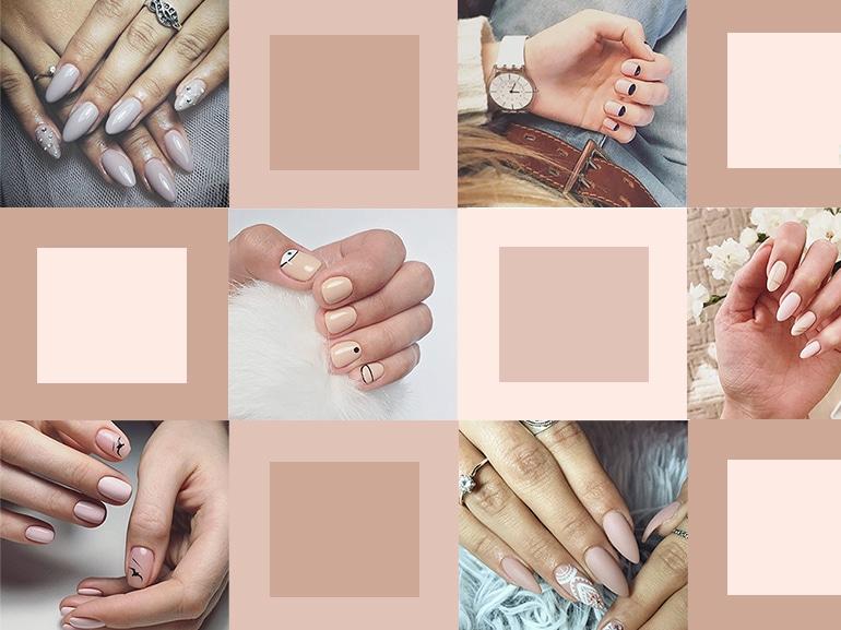 nail art nude le proposte piu chic da copiare collage_mobile