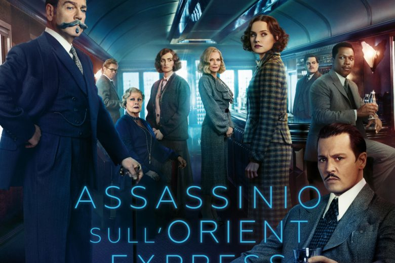 Assassinio sull'Orient Express, i look ispirati al film di Kenneth Branagh