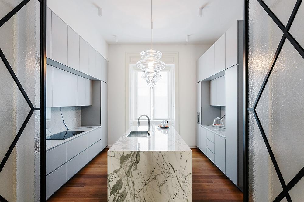 casa milano arredamento design italiano