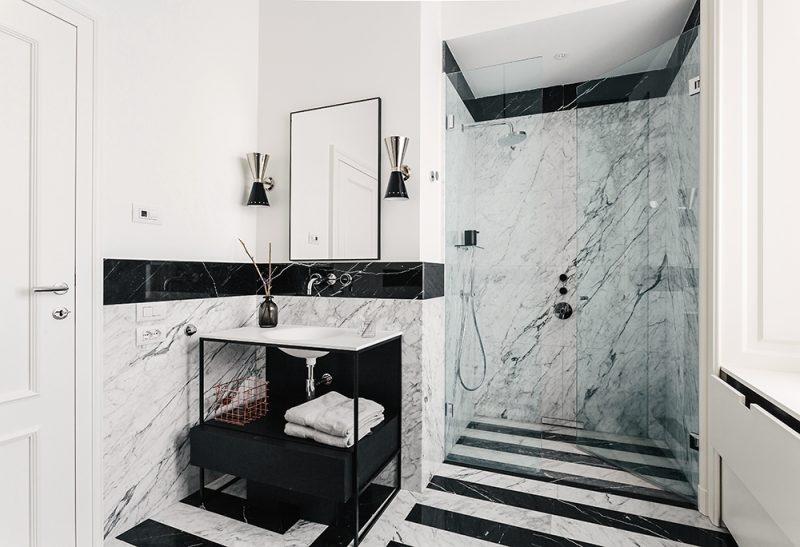 milano: un appartamento fra design italiano e stile inglese ... - Arredamento Anni Italiano