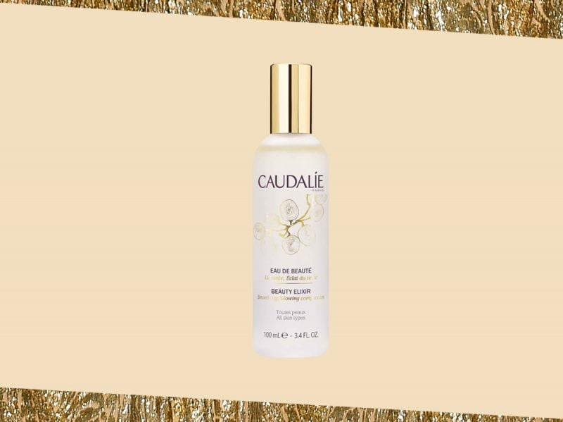 prodotti di bellezza make up oro acqua di bellezza caudalie (6)
