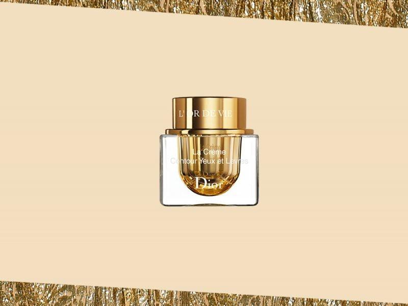 prodotti di bellezza make up oro crema contorno occhi dior (11)