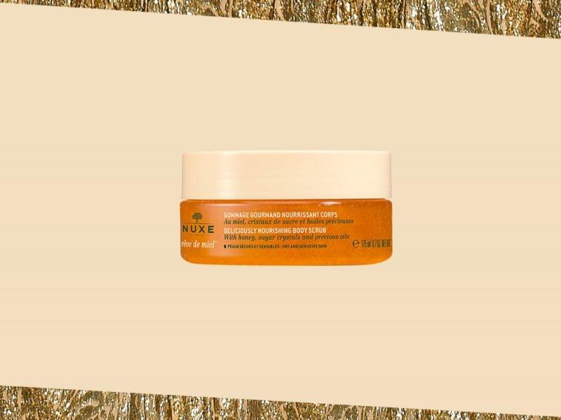 prodotti di bellezza make up oro esfoliante miele nuxe (16)