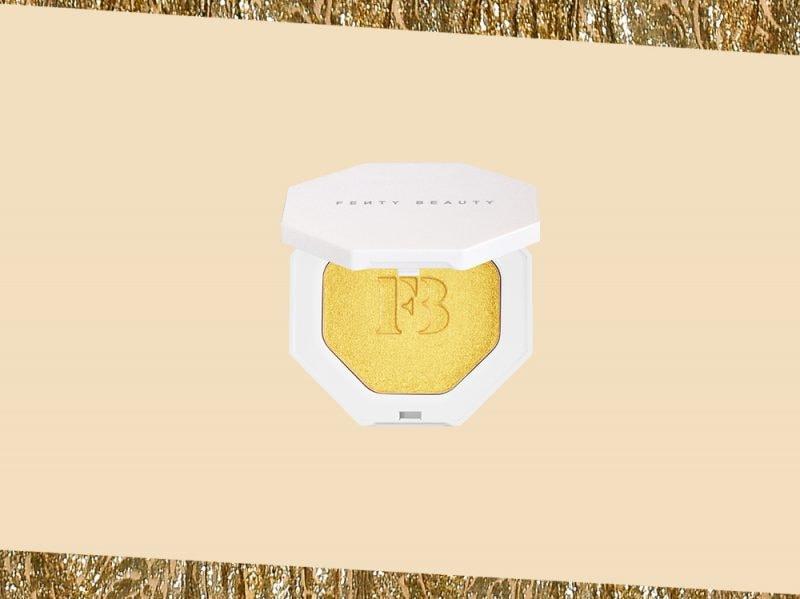 prodotti di bellezza make up oro illuminante thropy wife fenty beauty rihanna (25)