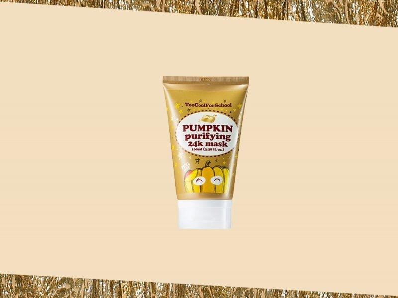 prodotti di bellezza make up oro maschera viso too cool for school (27)