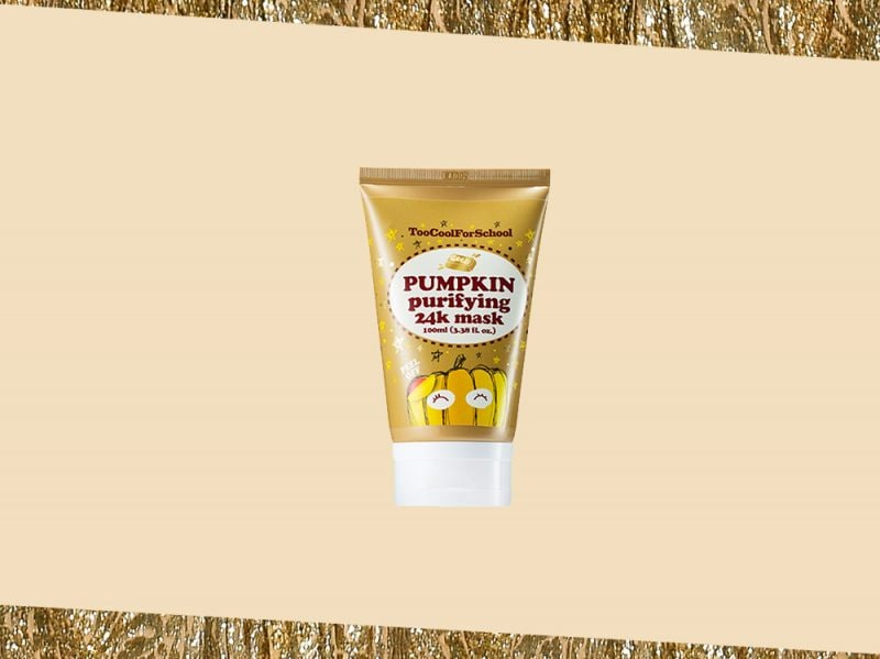 prodotti di bellezza make up oro maschera viso too cool for school (27)