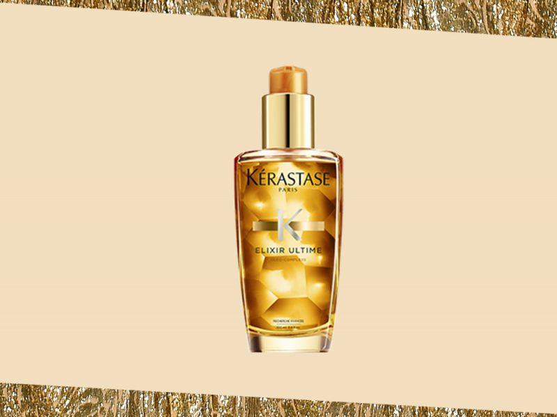 prodotti di bellezza make up oro olio capelli gold elixir kerastase (15)