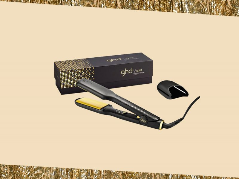 prodotti di bellezza make up oro piastra ghd (5)