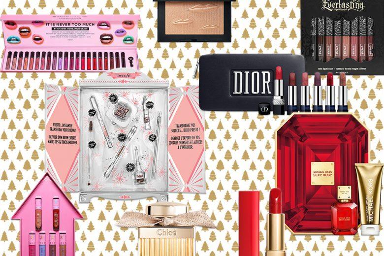 Le idee regalo di Natale per le amiche: make up, skin care e profumi da sogno