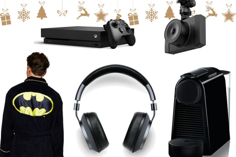 Regali di Natale per lui: idee originali e tech
