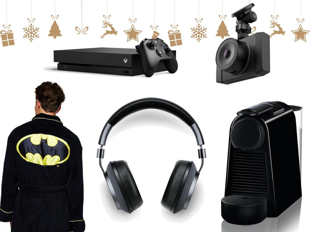Preferenza Regali di Natale per lui: idee originali e tech - Grazia.it IS76