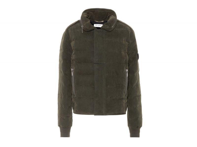 saint-laurent-giacca-piumino