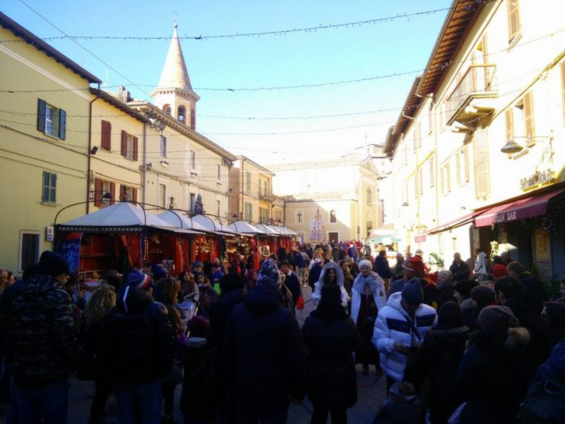 sant'agata feltria mercatini natale