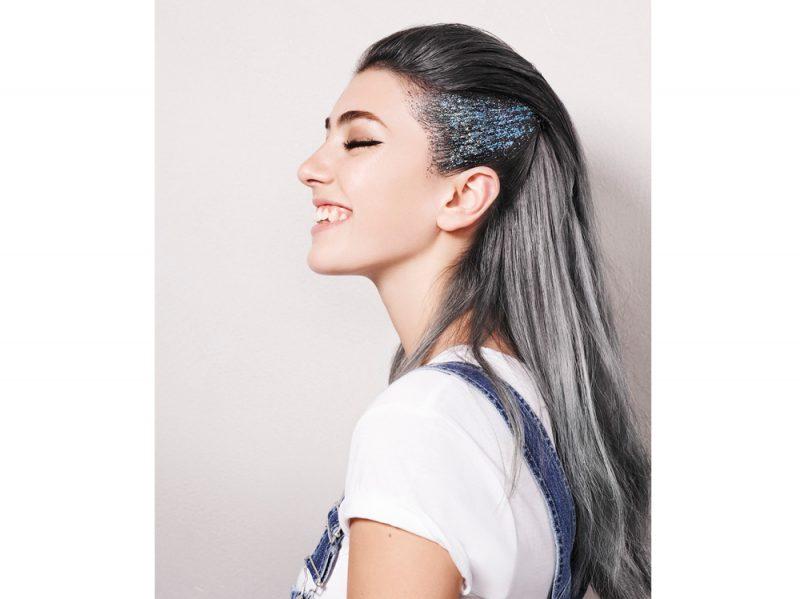 shimmering glitter hair capelli glitterati (1)