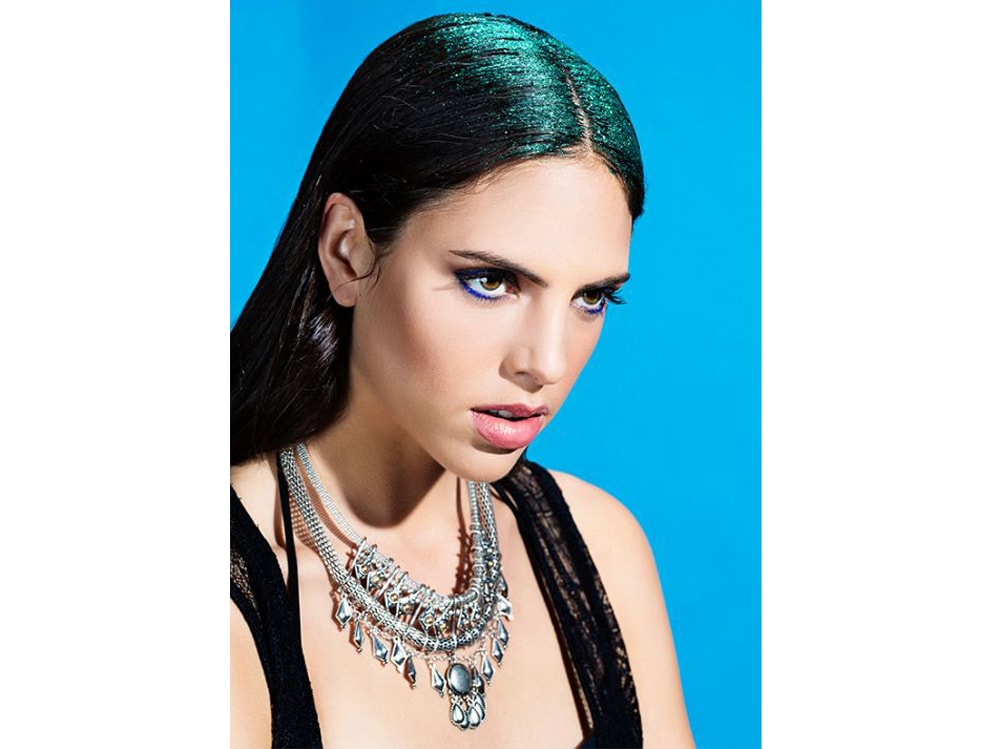 shimmering glitter hair capelli glitterati (9)