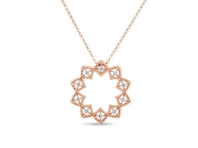 stella-diamanti-bianchi-e-oro-rosa-roman-barocco-ROBERTO-COIN