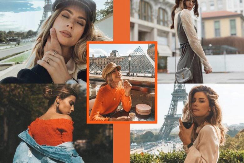 Valentina Marzullo: i beauty look della blogger e influencer