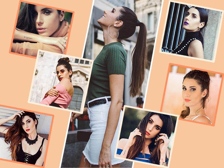 valentina vignali beauty look collage_mobile