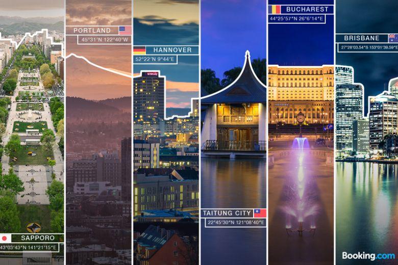 Viaggi: le 10 mete emergenti da scoprire nel 2018