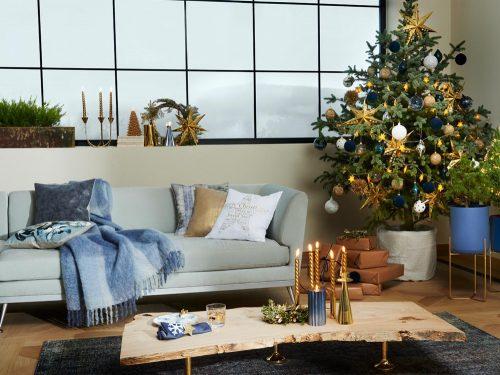 Addobbi Natalizi Zara Home.Zara Home Natale 2017 Le Decorazioni Piu Belle Grazia It