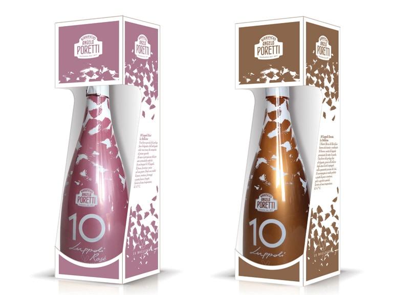 10 Luppoli Rose Le Bollicine