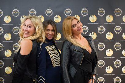 AlessandraFornesi,MarellaMartegani,FedericaRovida@GoldNightBrian&BarryBuilndingSanBabila30.11.17