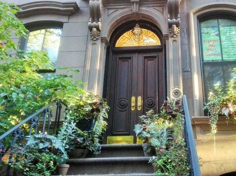Appartamento di Carrie Bradshaw (foto Dragotto)