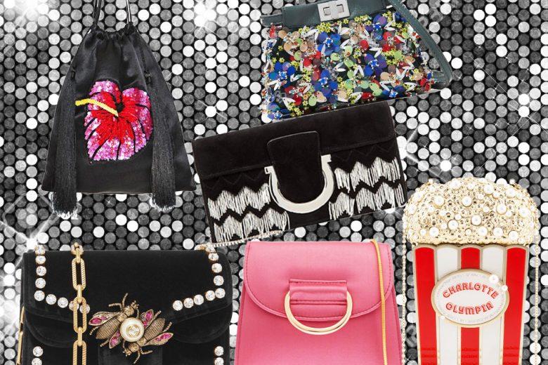 Party bags: le mini borse gioiello per le feste