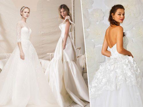Modelli Abiti Da Sposa 2018.Abiti Da Sposa Principessa I Nuovi Modelli Per Il 2018
