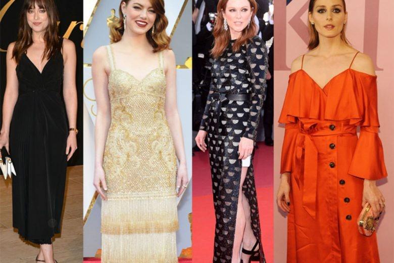 Best dressed 2017: la classifica delle star meglio vestite dell'anno