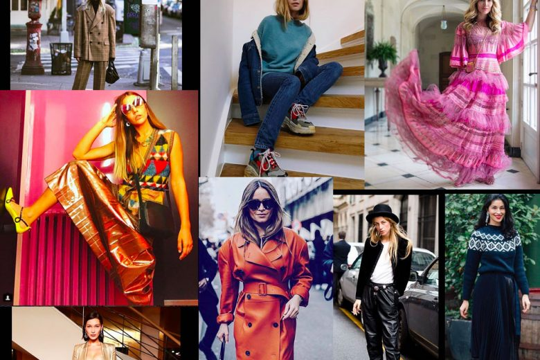 "I ""best look"" del 2017 visti su Instagram"